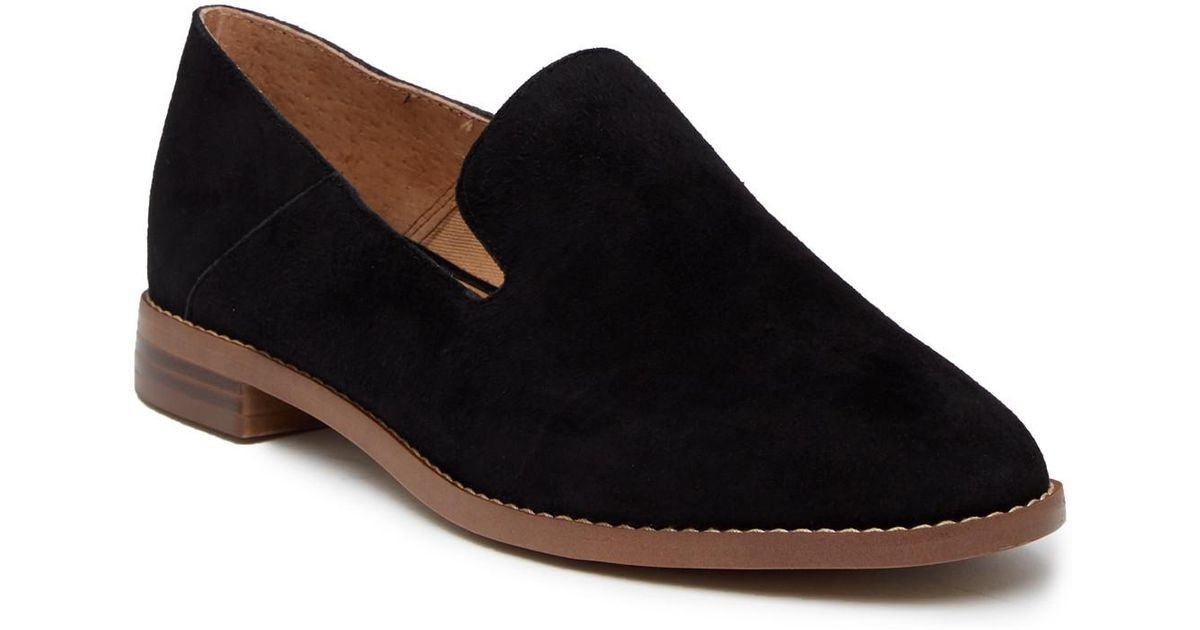 70feb842edf Lyst - Franco Sarto Haylee Loafers in Black