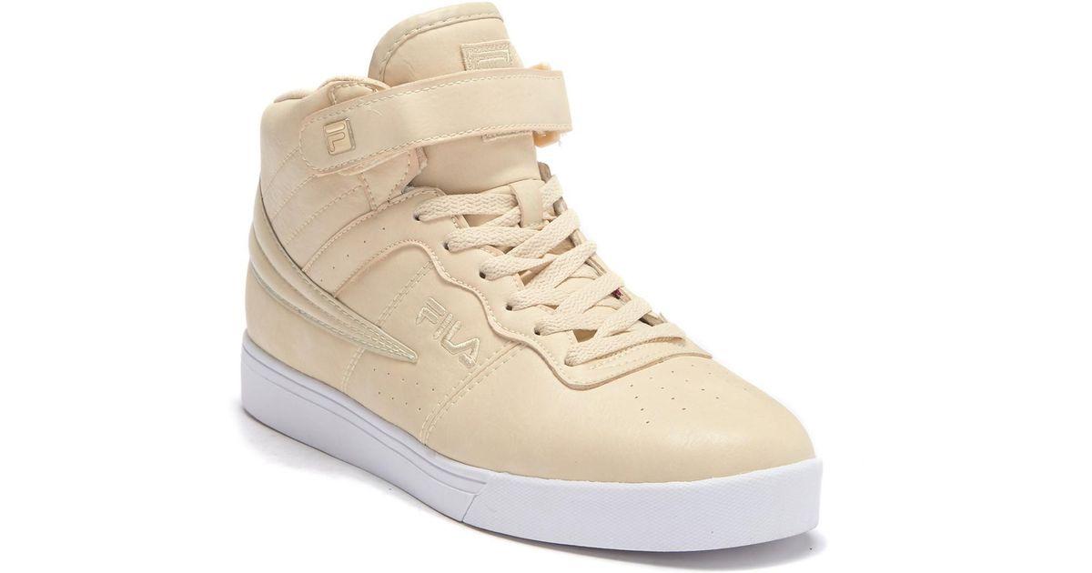 c0e2b3b1ed9 Lyst - Fila Vulc 13 Distressed Sneaker for Men