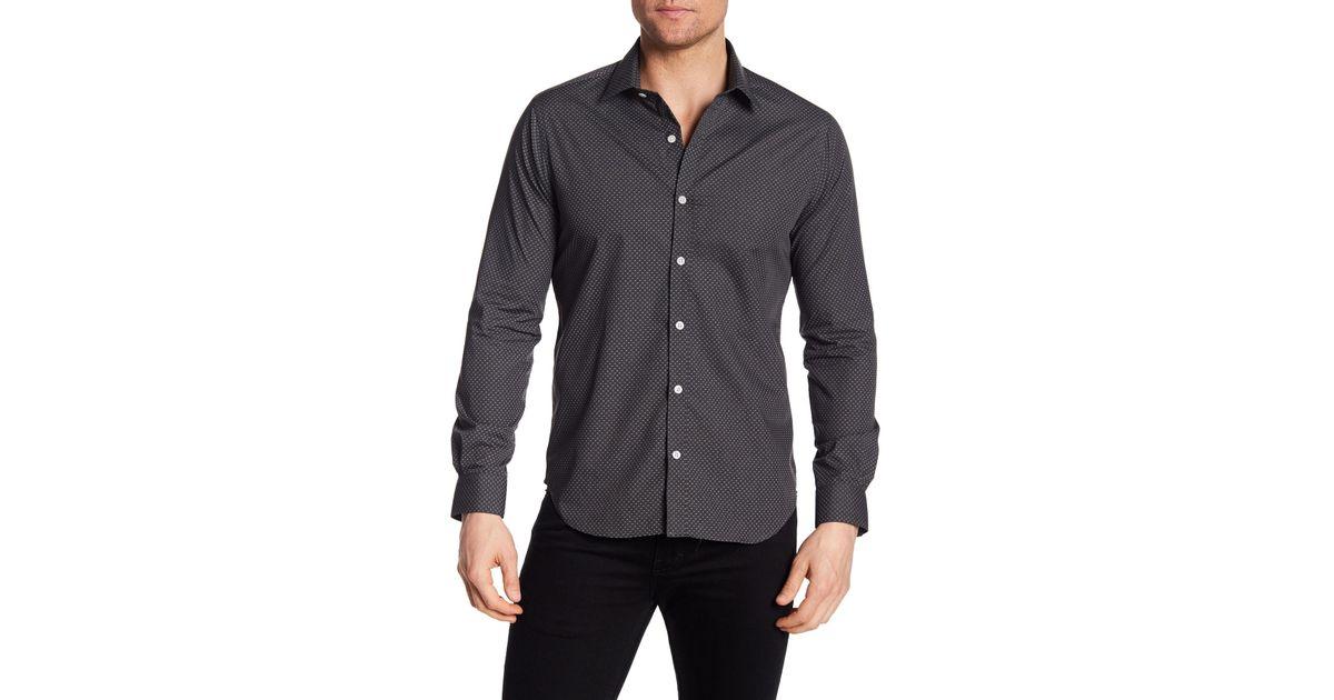 Arcadia Micro Paisley Print Regular Fit Shirt Cheap Sale Discounts Cheap 100% Original bLTNg