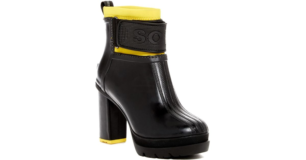 cae8bc09491d Lyst - Sorel Medina Iii Waterproof Boot (women) in Black