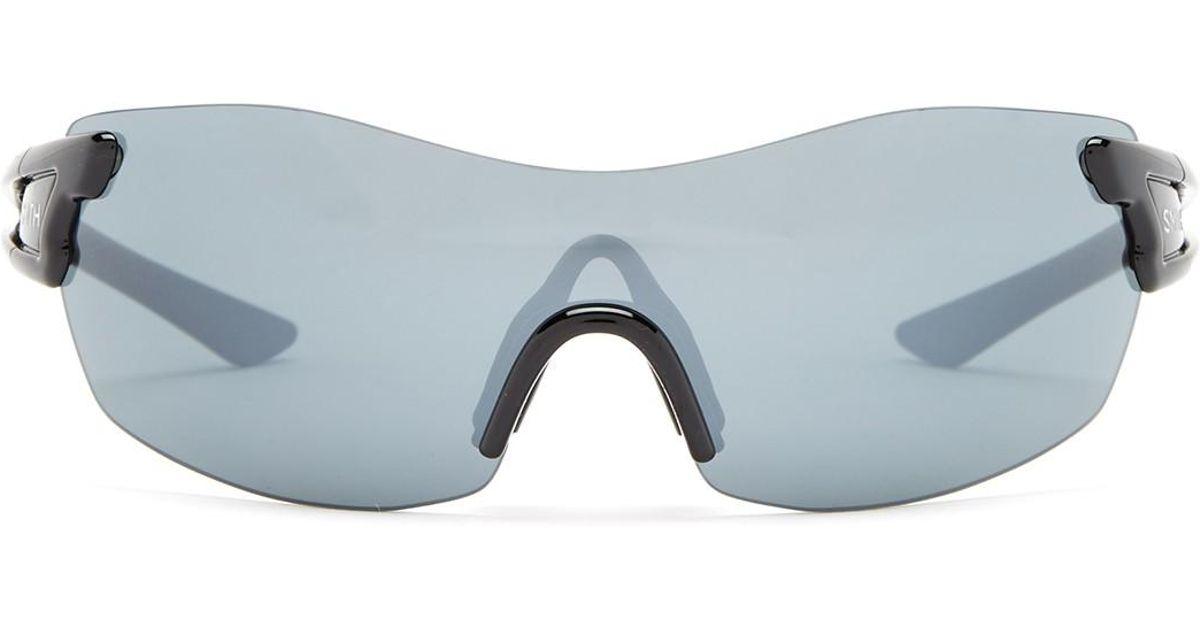 Smith Optics Womens Pivlock Asana Shield Sunglasses In