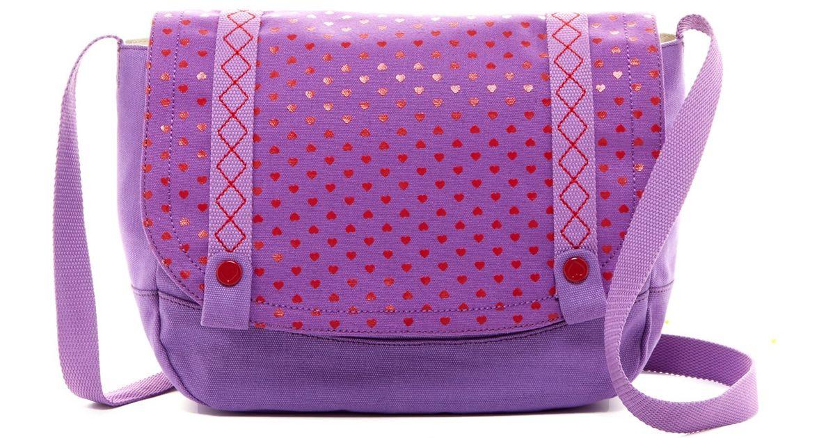 ugg purple purse