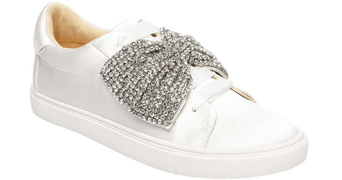 Betsey Johnson Maxi Sneaker xO6dMLm1
