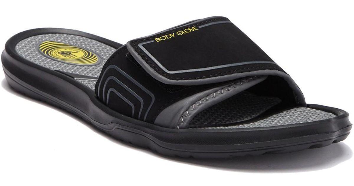 ed0decc3a9d6 Lyst - Body Glove Dune Slide Sandal in Black for Men