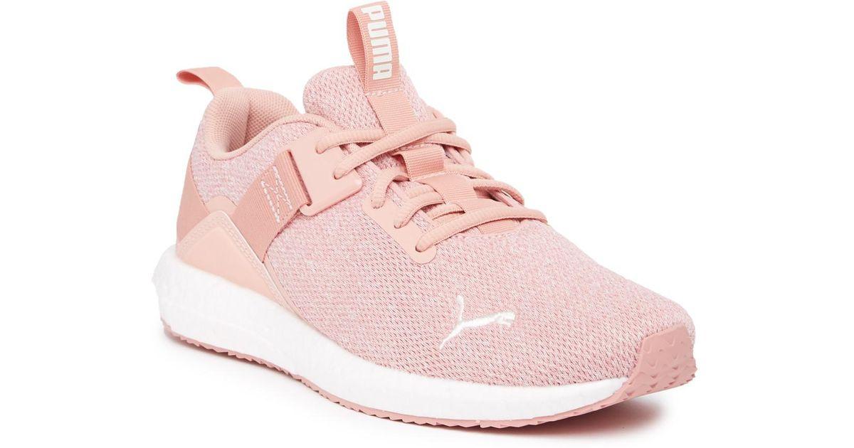 babd8a77b65d01 Lyst - PUMA Mega Nrgy Street Sneaker in Pink