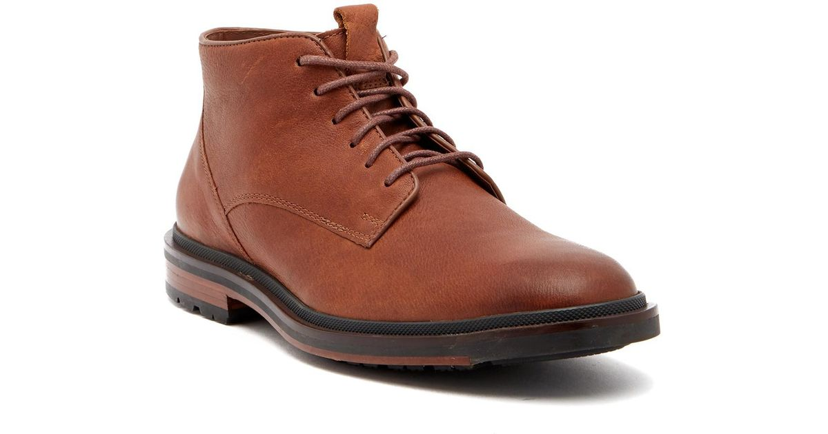 091b7d29667e Lyst - Cole Haan Cranston Water-resistant Chukka in Brown for Men