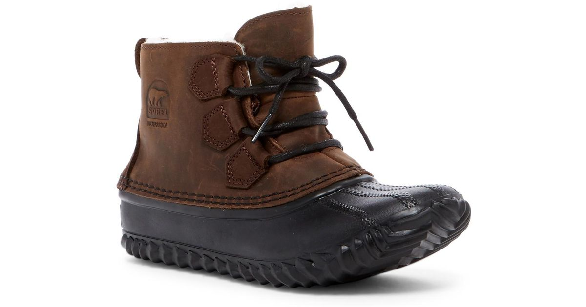 Sorel 'Out N About(TM)' Waterproof Chelsea Boot (Women) e2iE02JD