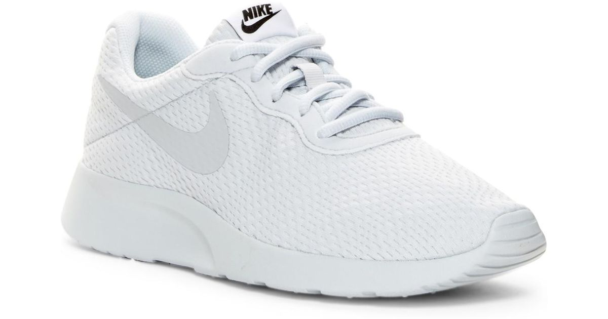 Zapatilla En Nike Tanjun Premium Lyst En Zapatilla Blanco 5e14ce