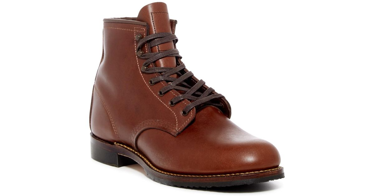 b84ca1578f6 Lyst - Red Wing Beckman Flatbox Leather Chelsea Boot - Factory Second in  Brown for Men