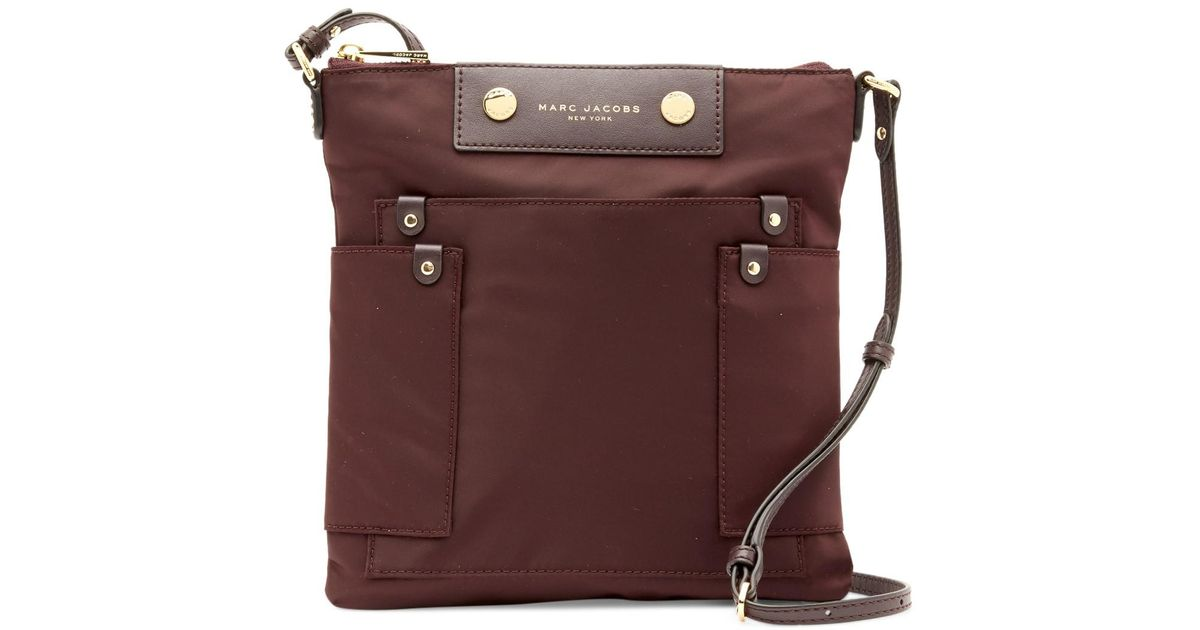 6249b66bd927 Lyst - Marc Jacobs Preppy Nylon Sia Crossbody Bag