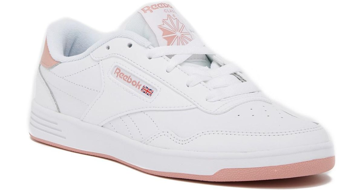 a61c54d683fa71 Lyst - Reebok Club Memory Tech 2.0 Sneaker in White