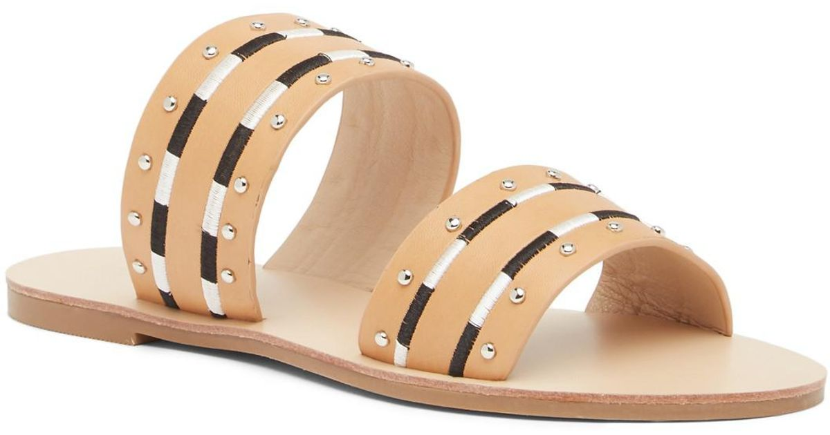 5be259861a9 Lyst - Catherine Malandrino Toline Sandal in Brown