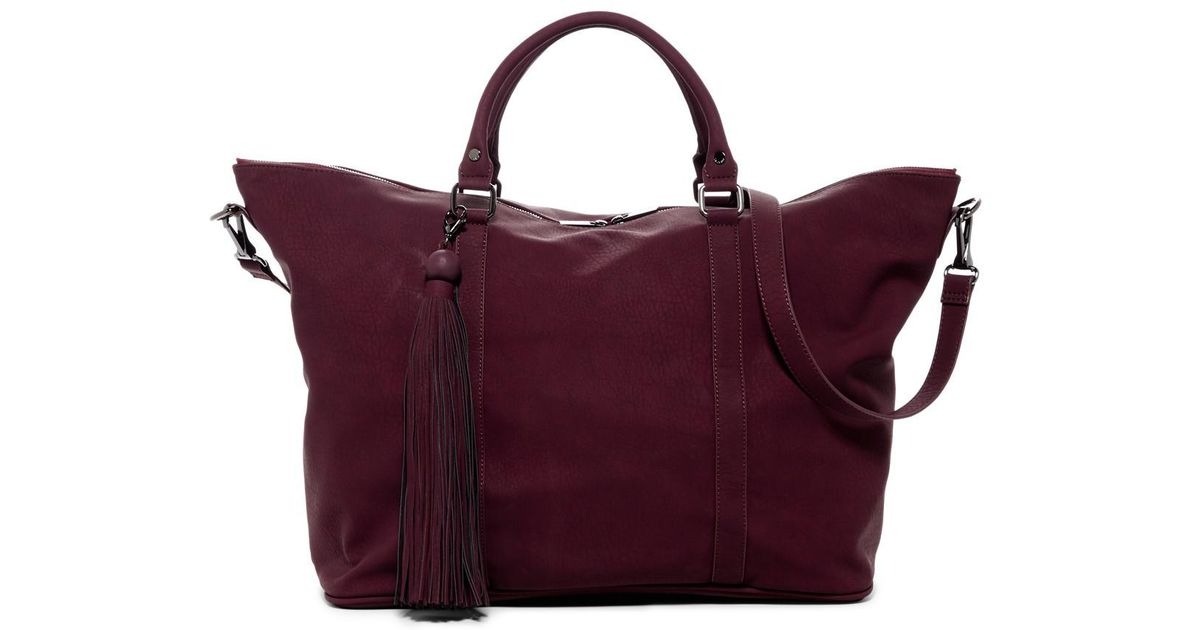 a3923b21c2 Deux Lux Leah Weekend Bag - Lyst