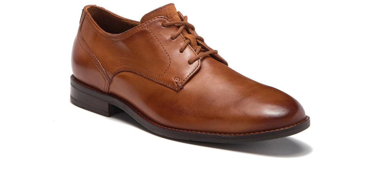 soft and light 50% off custom Cole Haan Brown Aerocraft Grand 360 Plain Toe Oxford for men