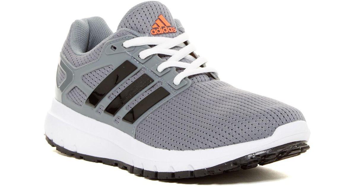 lyst adidas energie wolke wtc athletic sneaker in grau für männer