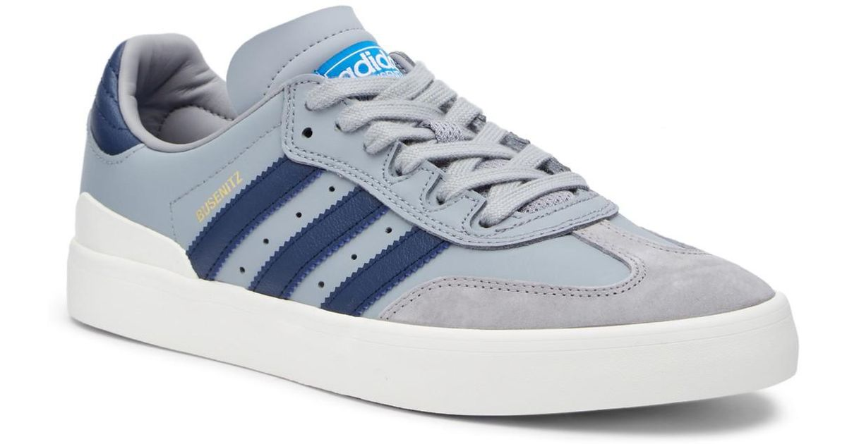 timeless design 21189 0b4b5 Lyst - Adidas Busenitz Sneaker in Blue for Men