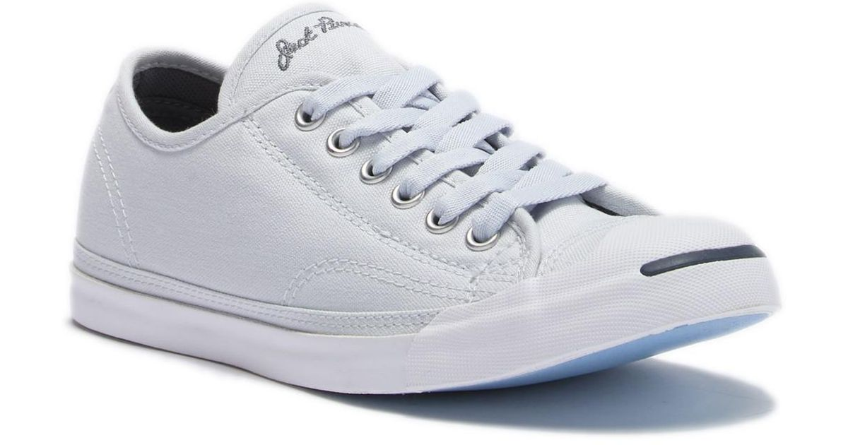 7113e900f02e Lyst - Converse Jack Purcell Signature Ox Low Top Sneaker (women) in White