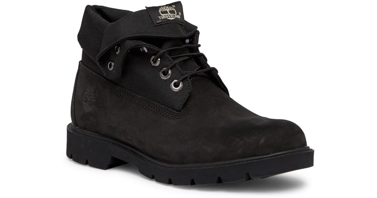 Timberland Basic Single Roll Top Boot - Wide Width Available XbPL5y4