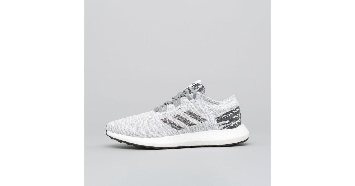 differently ac0bd 0e67b Lyst - adidas X Undefeated Pureboost Go In Core Black for Men