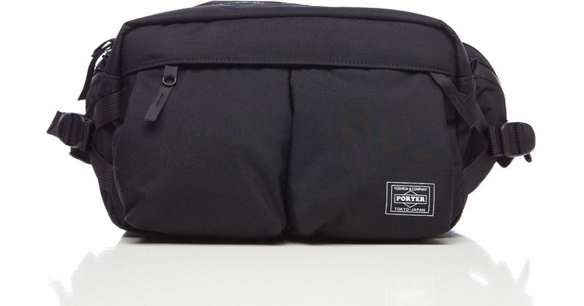 cd821a0d8de1 Head Porter - Yukon Waist Bag In Black for Men - Lyst