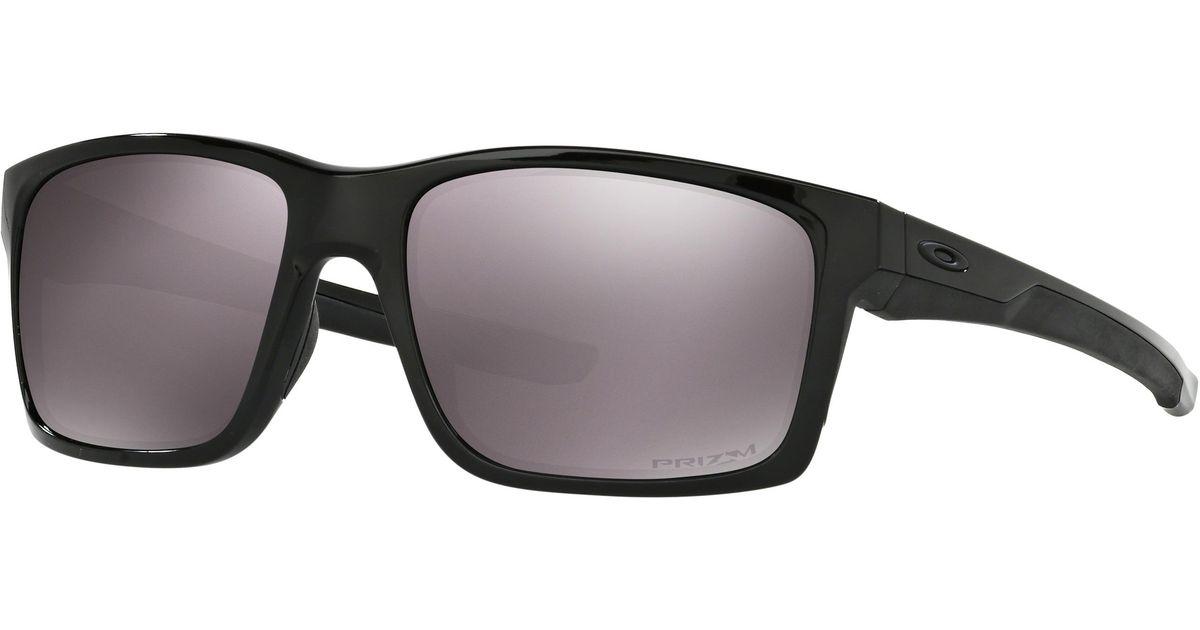 880f936d213 Lyst - Oakley Mainlinktm Prizmtm Daily Polarized in Black for Men