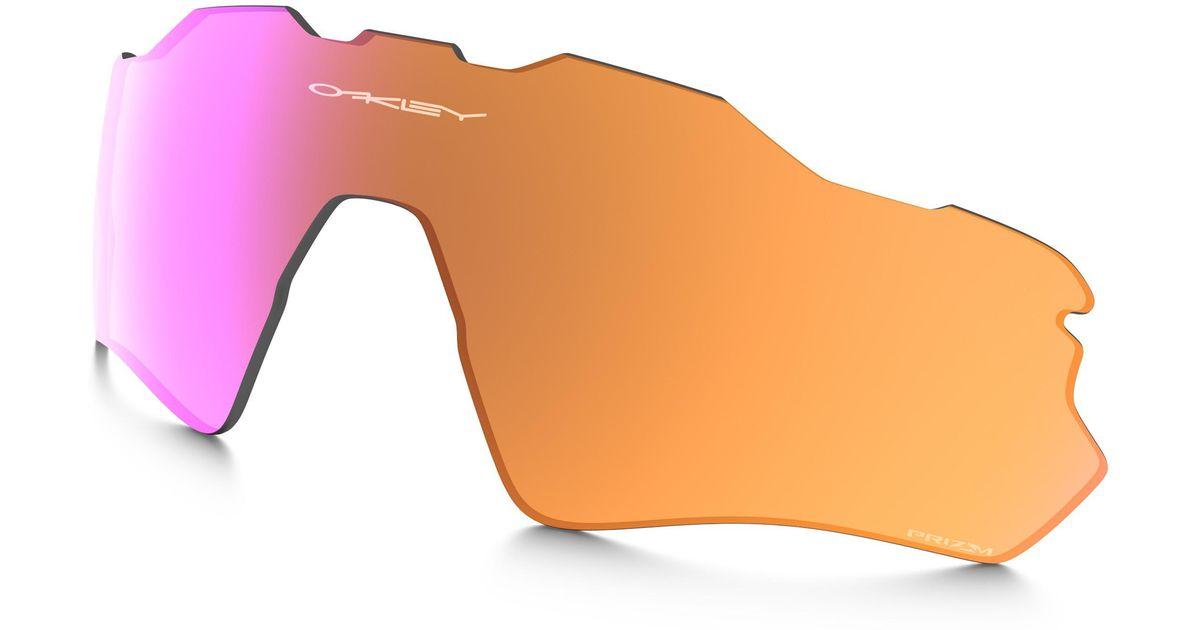 5d12fd5ea2 Lyst - Oakley Radar® Ev Xs Path® (youth Fit) Replacement Lenses for Men