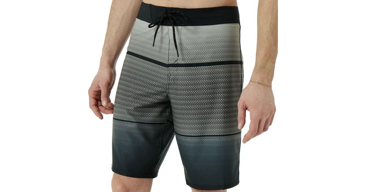 0a160bbde5 Oakley Eikon 20 Board Shorts in Gray for Men - Save 41% - Lyst