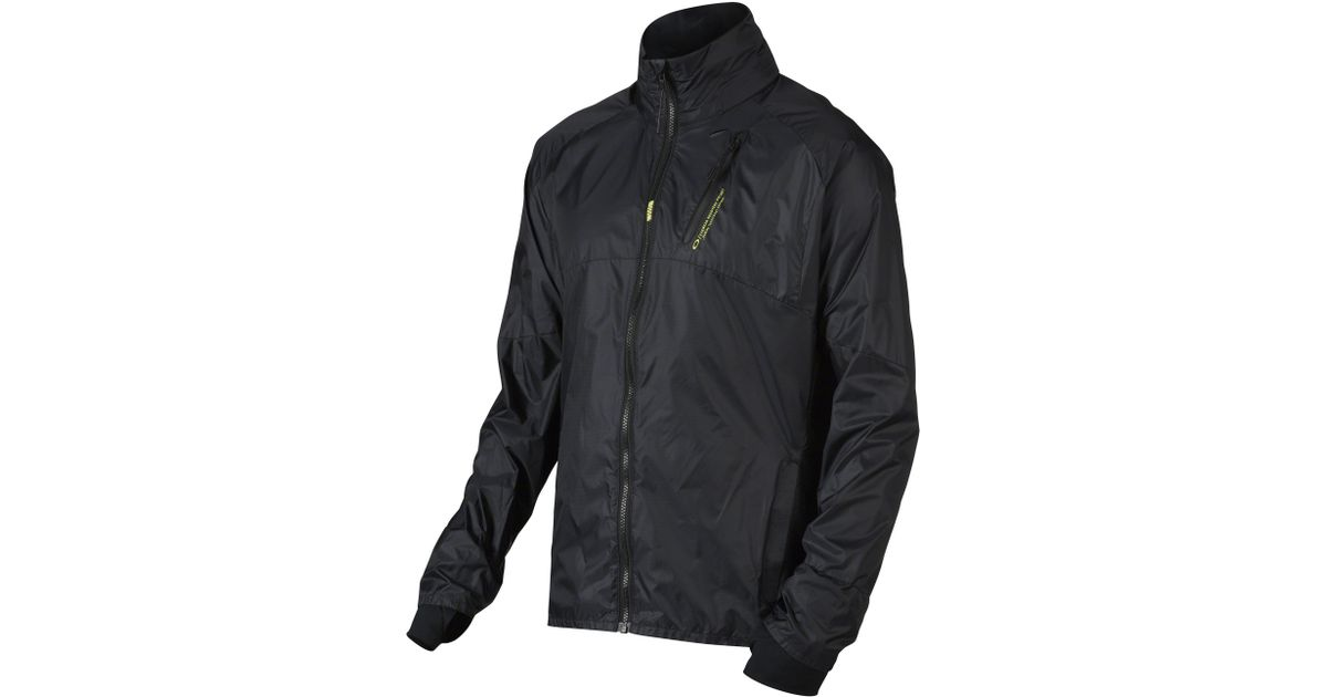 oakley packable windbreaker