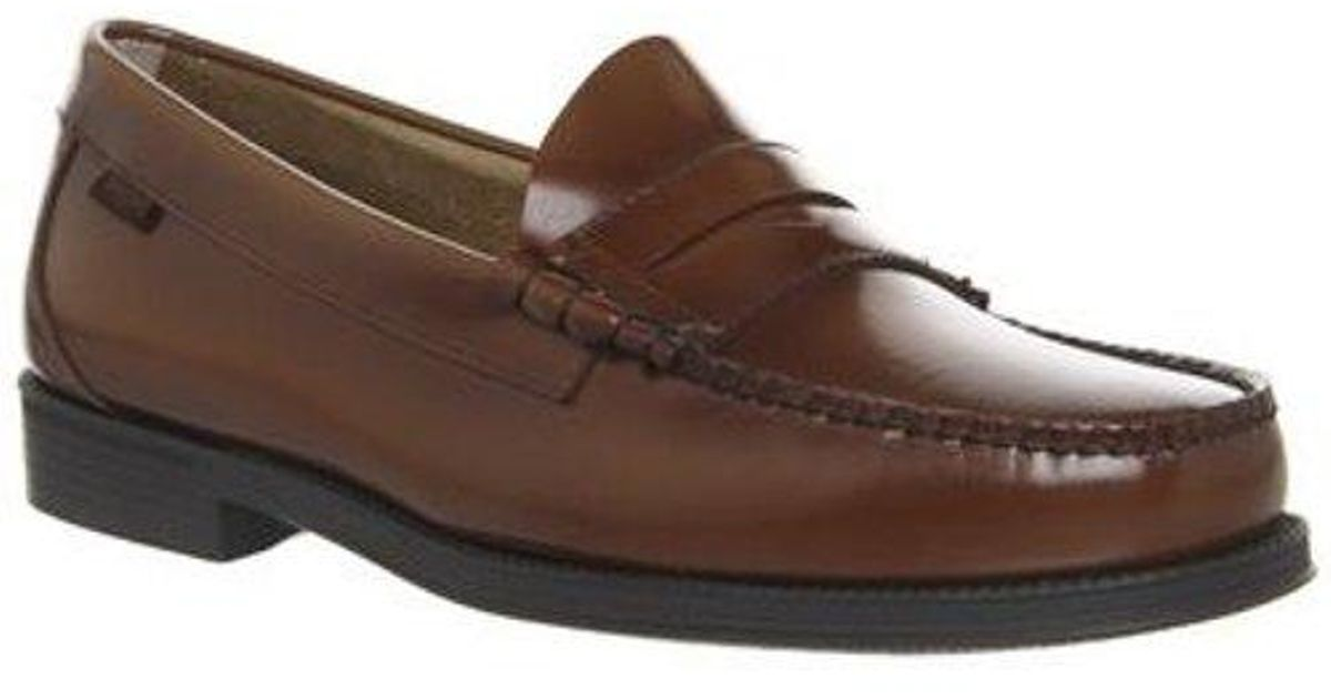 1af15c88ef2 Lyst - G.H.BASS   Co Easy Weejun Penny Loafers in Brown for Men