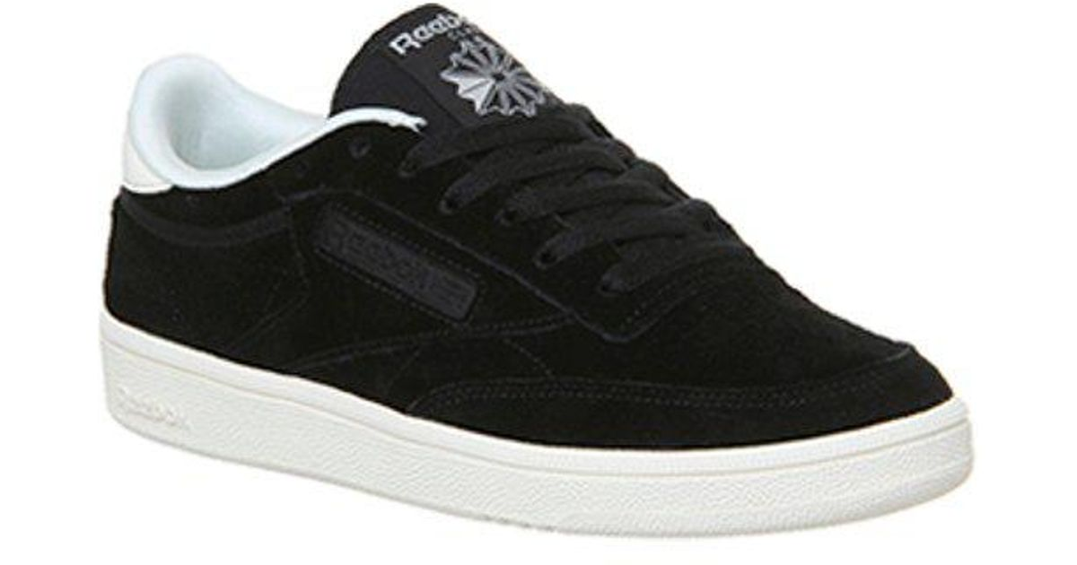 Lyst - Reebok Club C 85 Trainers By Office in Black a283e4747