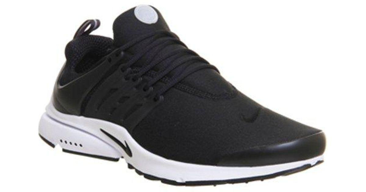 best sneakers b502c 3f028 ... max 2017nike  lyst nike air presto fs in black for men