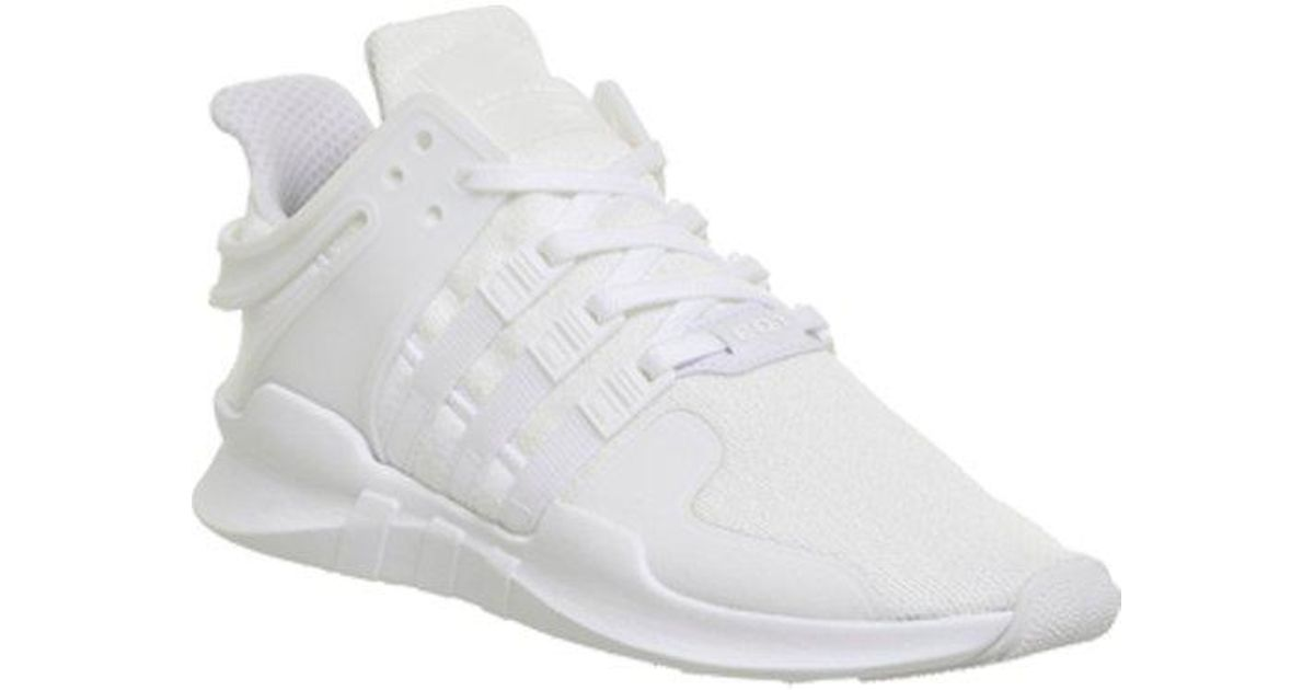 buy popular 7d69b a36ad Lyst - Adidas Equipment Support Adv in White