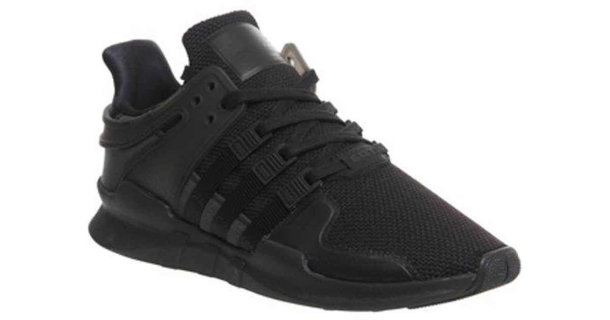 online retailer acf90 8baaa Lyst - Adidas Equipment Support Adv in Black