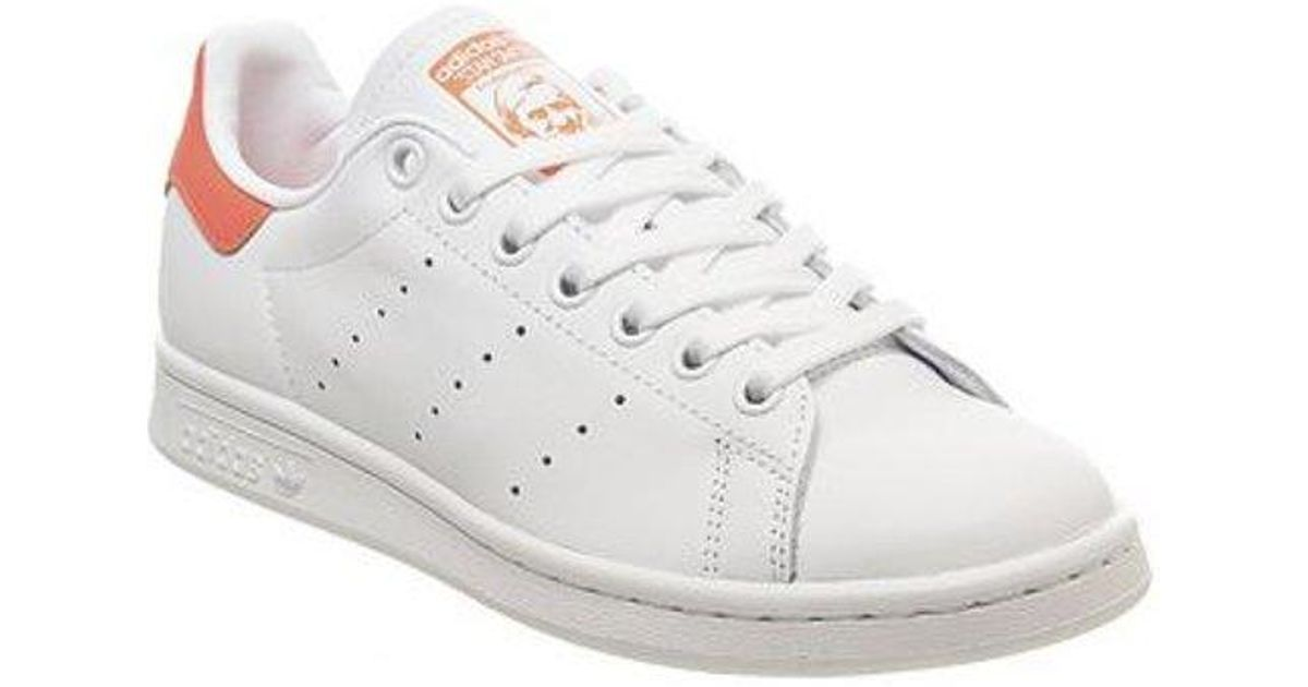 on sale c8913 42a4d Adidas - White Stan Smith - Lyst