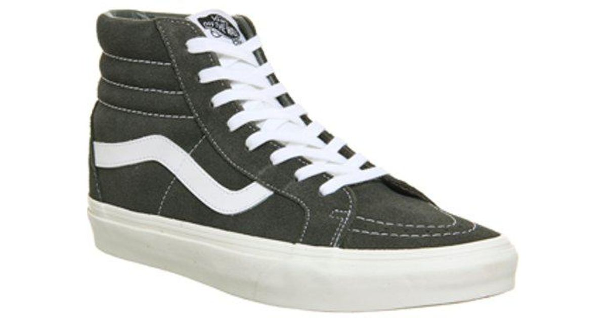4b91ae32e76dfb Lyst - Vans Sk8 Hi Reissue for Men
