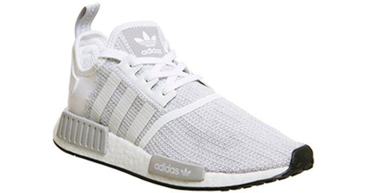 ea231a2e96427 Lyst - adidas Nmd R1 in White for Men