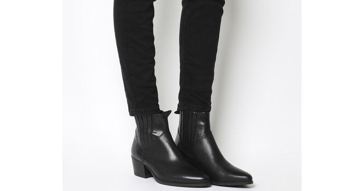 d7ed682ce89 Vagabond - Black Mandy Chelsea Boots - Lyst