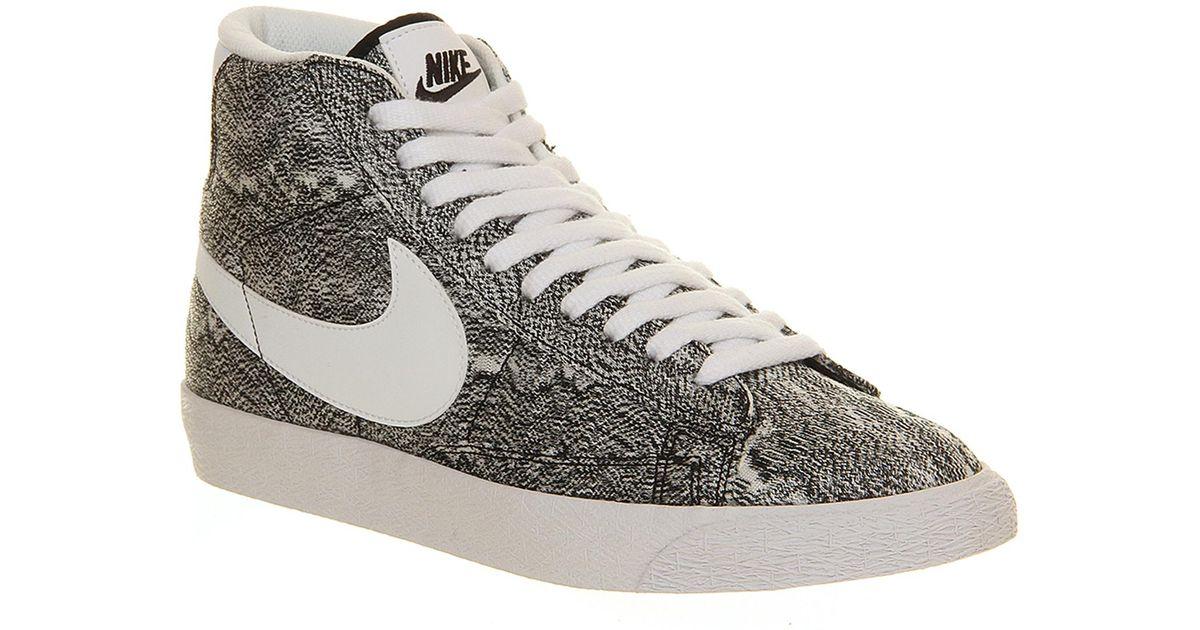 on sale 85c40 584e5 Nike - Multicolor Blazer Hi Suede Vintage - Lyst