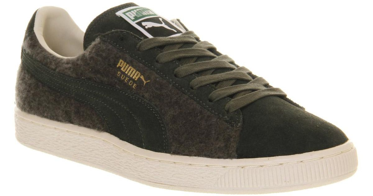 1bca37b3a8f5 Lyst - Puma Suede City Menswear for Men