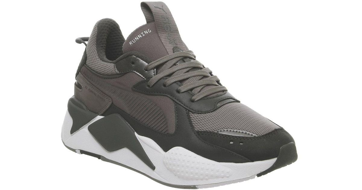 608301ca83f0 Lyst - PUMA Rs-x Trophy Trainers in Gray