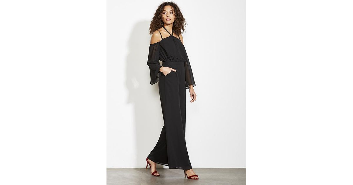 142740612e5c Lyst - Ali   Jay Never Waking Up Jumpsuit in Black
