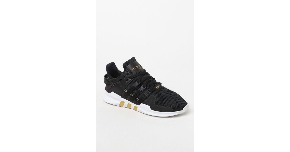 the latest d623d 564a5 Adidas - Women's Black Eqt Support Adv Sneakers - Lyst