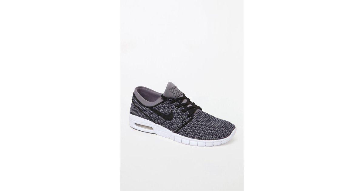 Lyst - Nike Air Max Janoski Gray Shoes in Gray for Men f5988e3e5da7