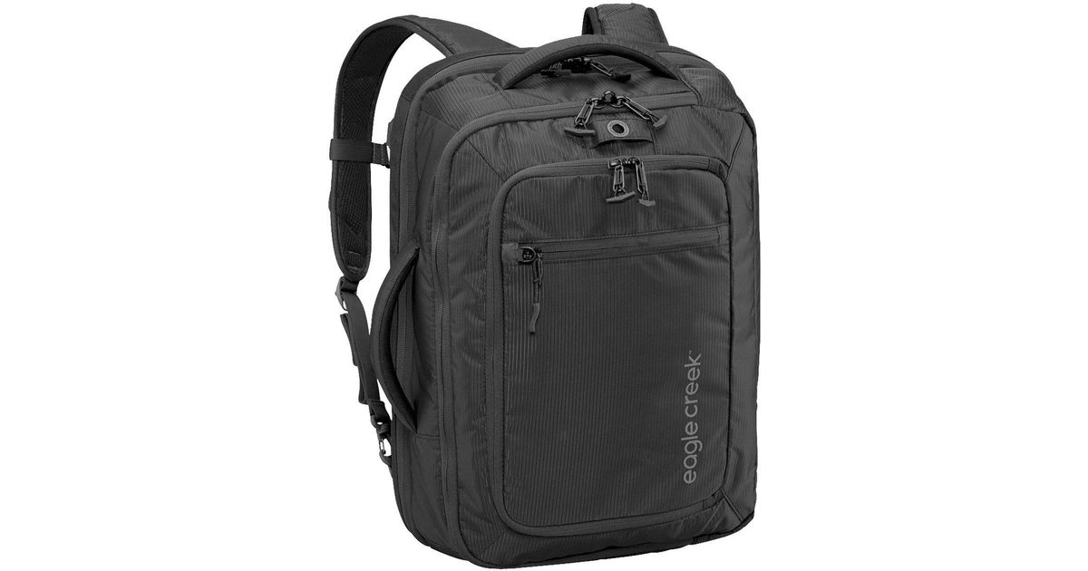 Lyst Eagle Creek Straight Up Business Brief Backpack Rfid In Black For Men
