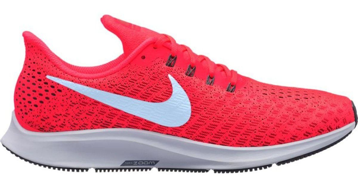 bbb032472286 Lyst - Nike Air Zoom Pegasus 35 in Red for Men