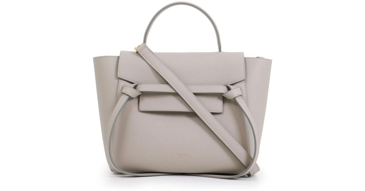 9c2c66e946c Céline Micro Belt Bag Clay - Lyst