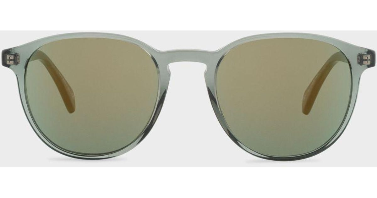 1fa5084d67 Paul Smith Crystal Green  Mayall  Sunglasses in Green - Lyst