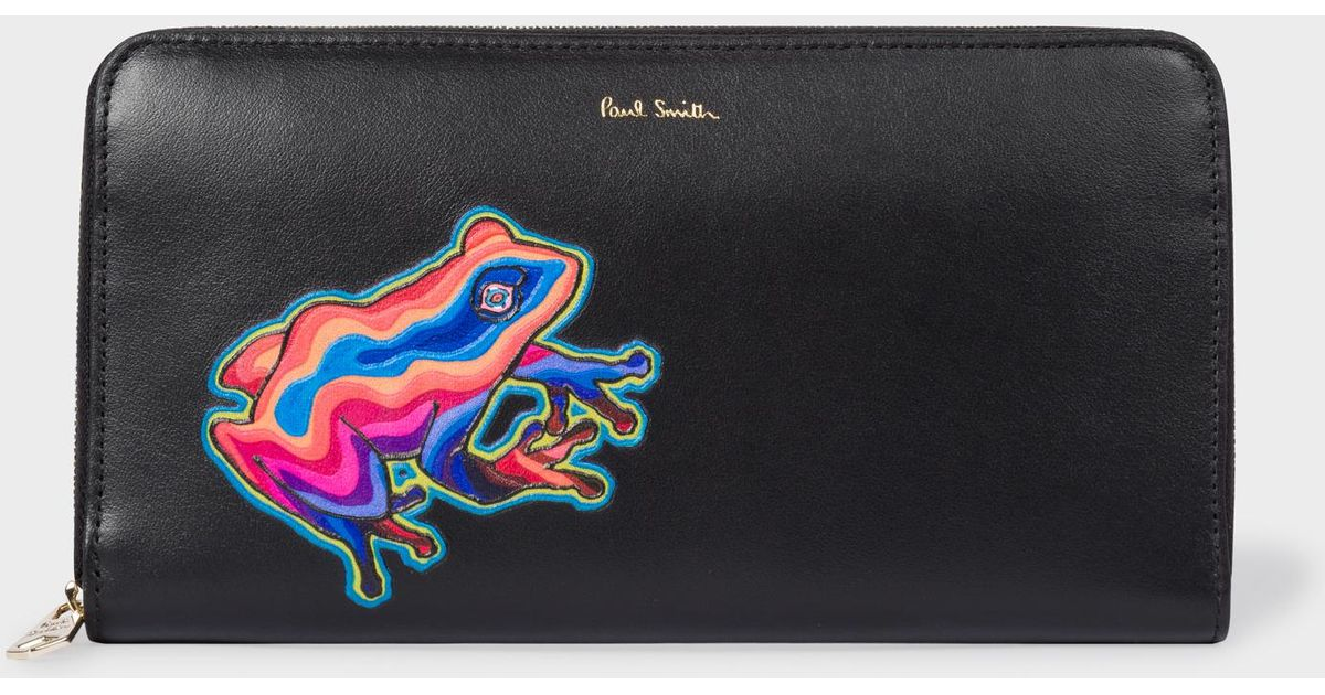 0bc214190a3 Lyst - Paul Smith Wallets For Women in Black - Save 51%