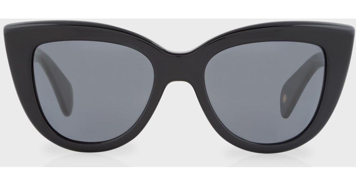 0afae21d13 Lyst - Paul Smith Onyx And Grey  lovell  Sunglasses