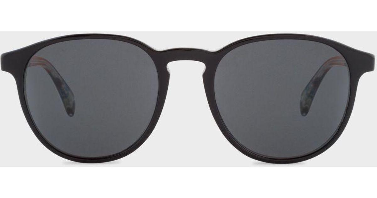 1cde3d0e20 Paul Smith Onyx And Artist Stripe  Mayall  Sunglasses - Lyst